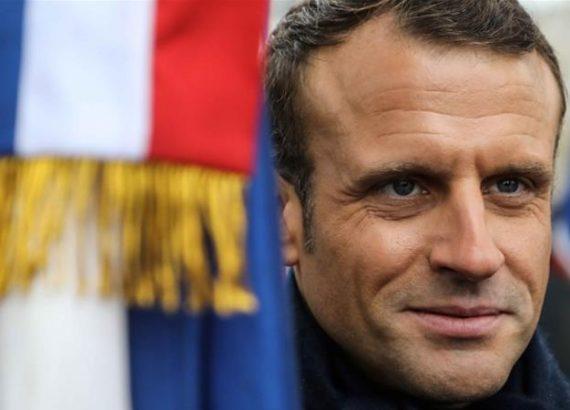 EPA / Emmanuel Macron